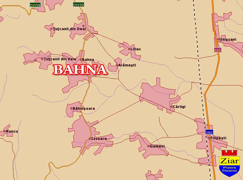Comuna Bahna
