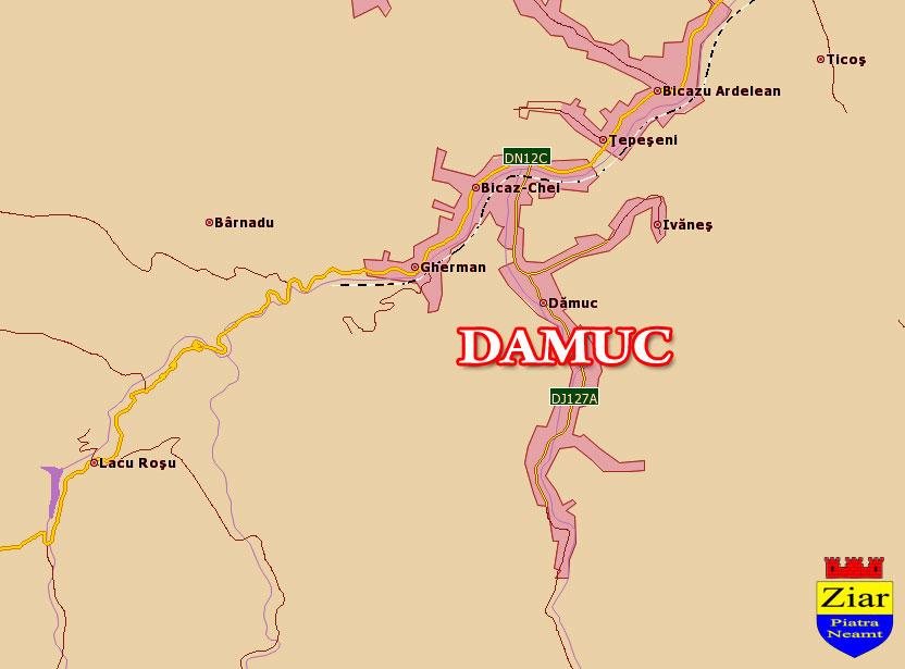 Comuna Damuc