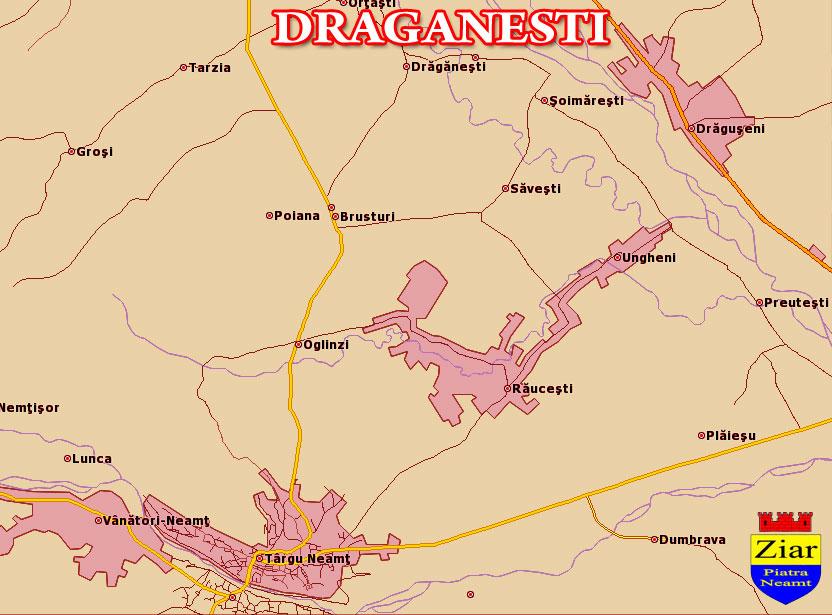Comuna Draganesti