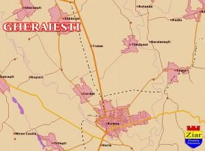 Comuna Gheraesti