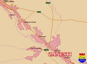 Comuna Zanesti