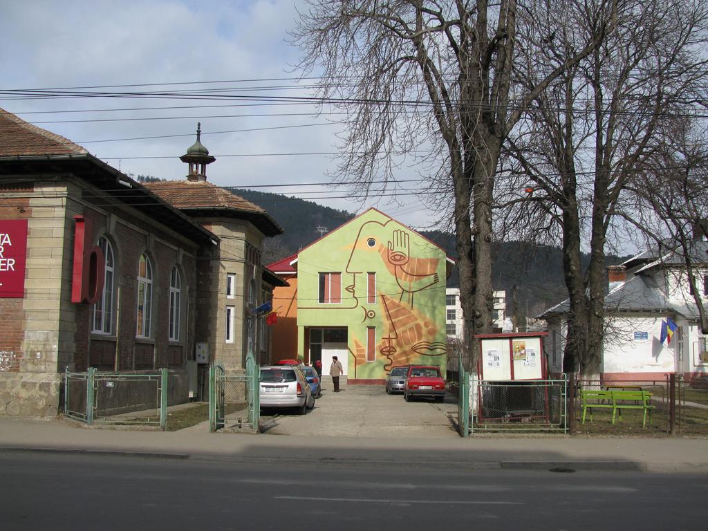 Liceul de arta Victor Brauner