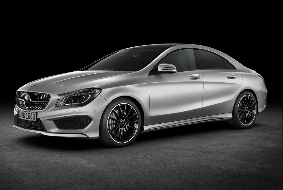 2013 - Mercedes CLA-Class