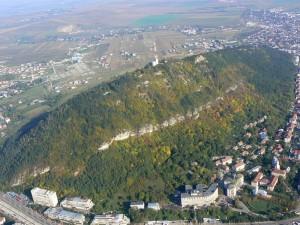 Muntele Pietricica Piatra Neamt