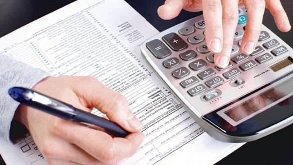 raportari contabile