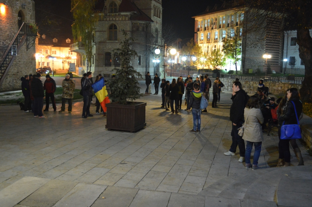 protest piatra neamt