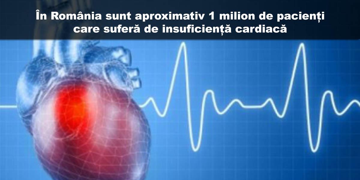 tratamentul insuficientei cardiace