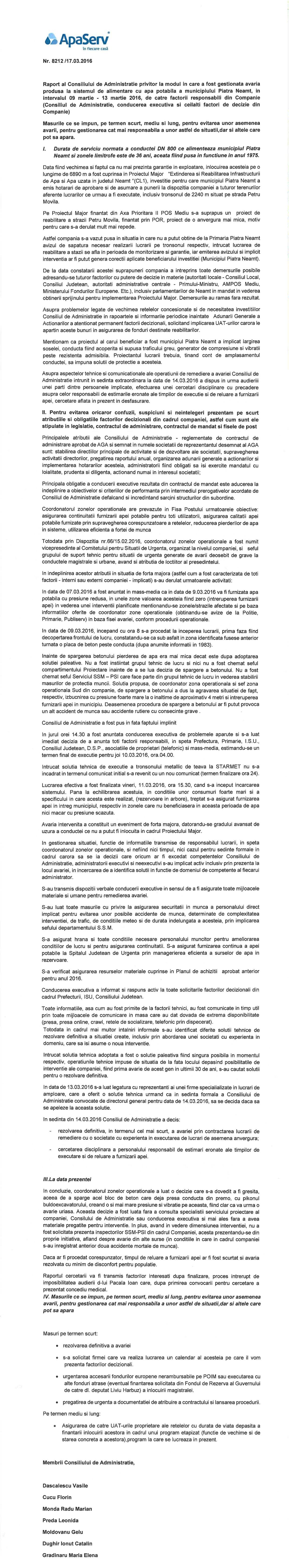 Raportul-Consiliului-de-Administratie---C.J.-ApaServ-S