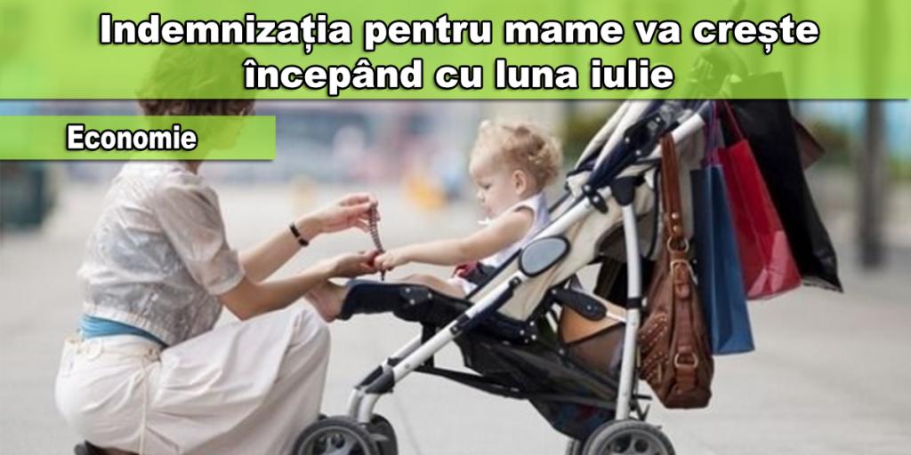 indemnizatie mame