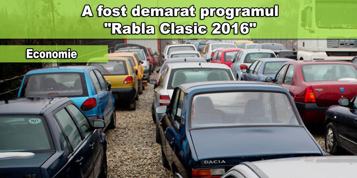 programul rabla 2016