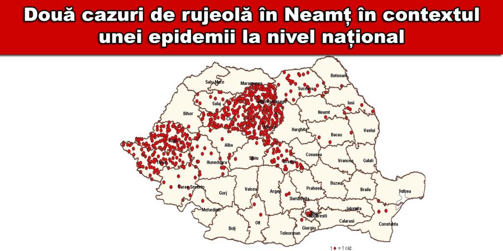 Ziar Piatra Neamt Epidemie De Rujeolă în România Din Cauza Refuzului