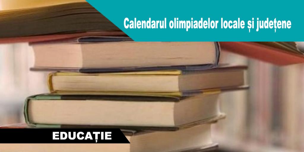 calendar olimpiade