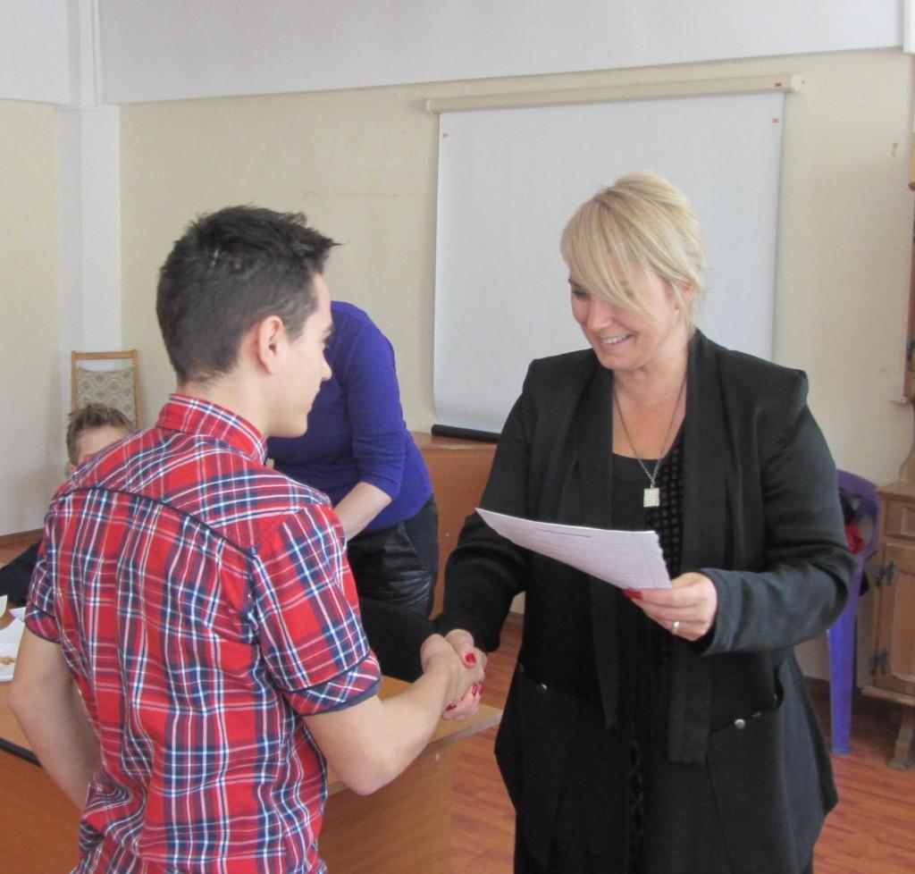 Mentor Noua Zeelanda inminind diplome