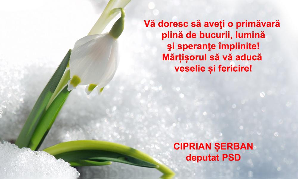 Serban--martie