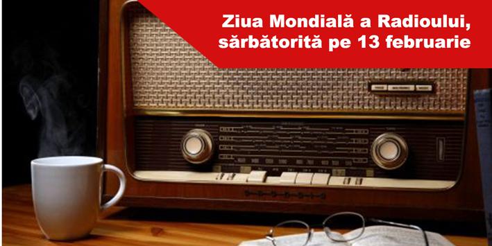 Imagini pentru ziua mondiala a radioului