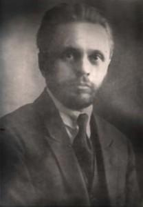 Vasile Bogrea, profesor la Piatra-Neamț ©
